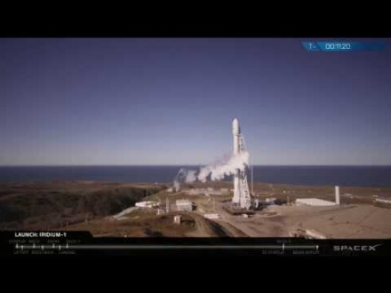 Embedded thumbnail for SpaceX successfully launches and lands first rocket since explosion – video