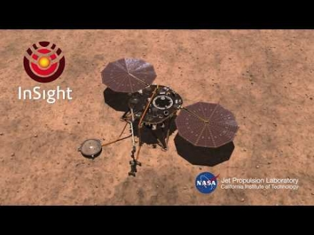Embedded thumbnail for Everything you need to know about the NASA Mars InSight Mission