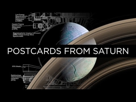 Embedded thumbnail for Cassini's Saturn Mission Goes Out In A Blaze Of Glory